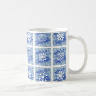 Frosted Panes I Coffee Mugs