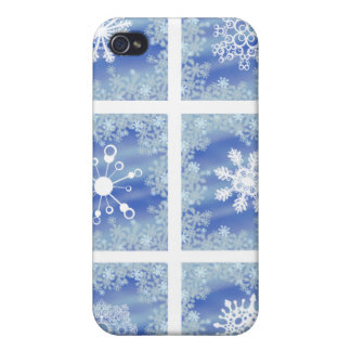 Frosted Panes I iPhone 4 Cover