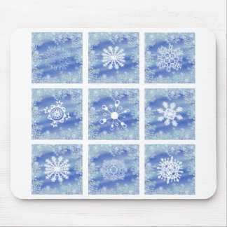 Frosted Panes I Mouse Pad