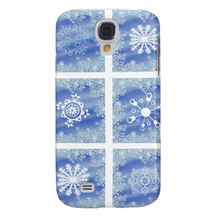 Frosted Panes I Samsung S4 Case