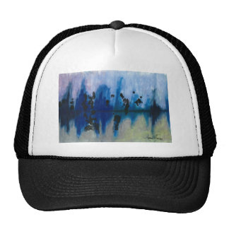 Frosted Reflections - Thomas M. Cavaness Trucker Hat