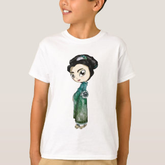 Frosted Spring Geisha T-Shirt
