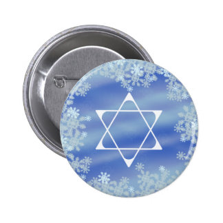 Frosted Star Button