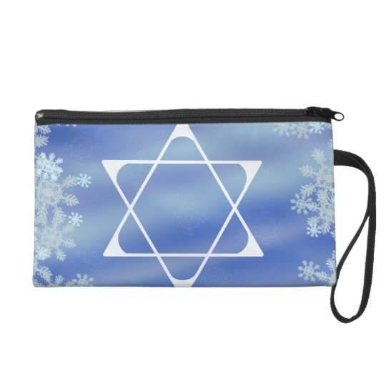 Frosted Star Wristlet