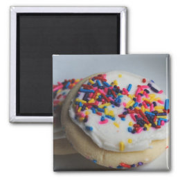 Frosted Sugar Cookies Magnet