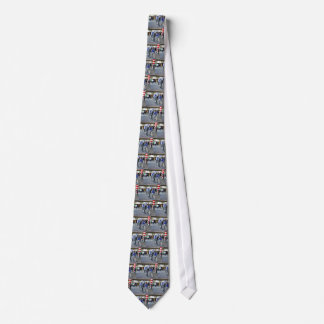 Frosted the Pennsylvania Derby Winner Neck Tie