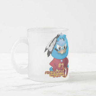 Frosted Tomahawk Mug