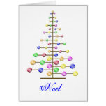 FROSTED TREE, Noel Card