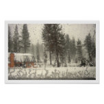 Frosted Window Posters