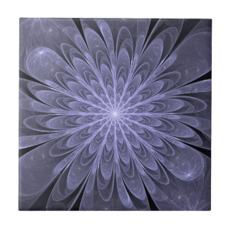 Frostflower Ceramic Tile