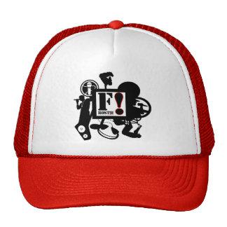 Frostie logo cap trucker hat