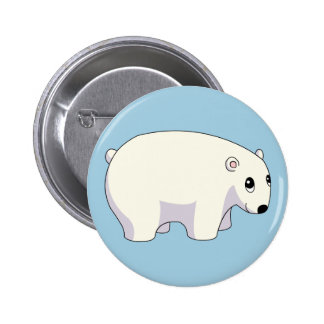 Frosting Pinback Button