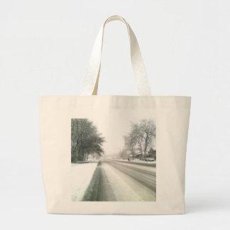 Frostwood Parkway Art Jumbo Bag