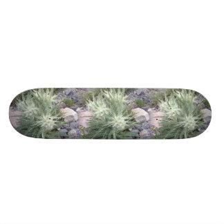 Frosty Ball Alpine Wildflowers Skate Board Decks