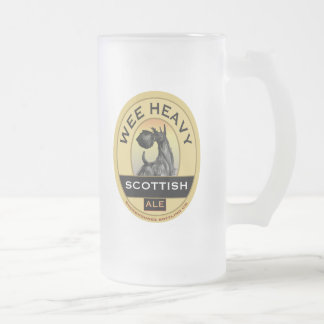 Frosty Beer Mug - Wee Heavy Scottish Ale