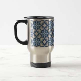Frosty Blues Travel Mug