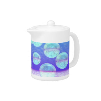 Frosty Clarity –- Azure Beauty & Indigo Depth