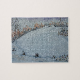 Frosty Day Puzzle