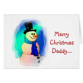 Frosty Dreams Card