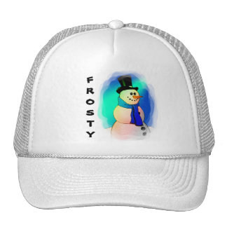 Frosty Dreams Trucker Hat