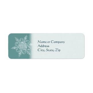Frosty Flake Label