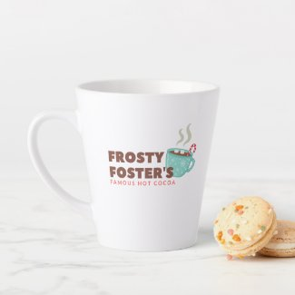 Frosty Foster's Hot Cocoa Mug