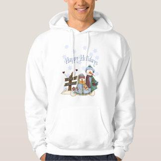 Frosty Friends Hoodie