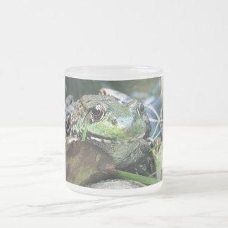 Frosty Frog Mug