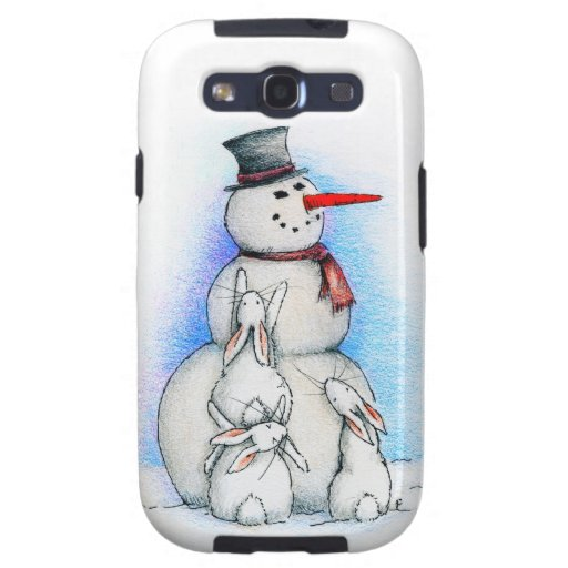 FROSTY GALAXY SIII COVERS