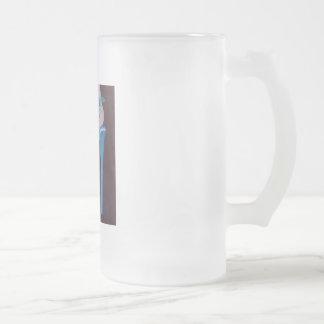 Frosty High Heel Drinking Mug