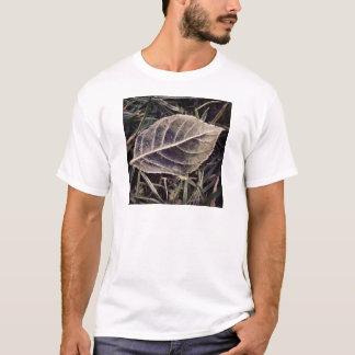 frosty leaf T-Shirt
