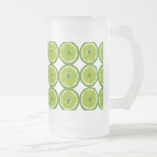 Frosty Lime Mug