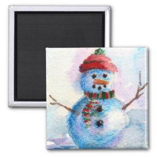 Frosty Magnet