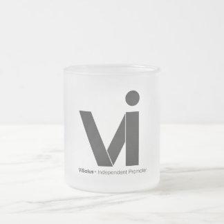 Frosty Mug With Vi Logo