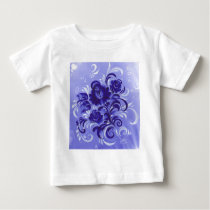 Frosty pattern baby T-Shirt