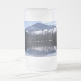 Frosty Peaks Coffee Mugs