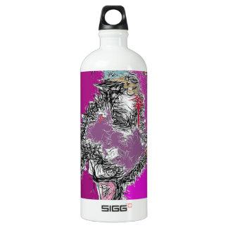 Frosty Reflections (Fuchsia) SIGG Traveler 1.0L Water Bottle