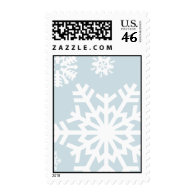 Frosty Snowflake Stamp Postage
