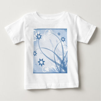 Frosty Strands Baby T-Shirt