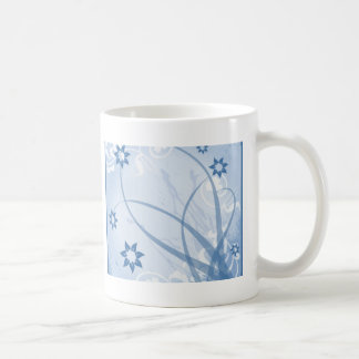 Frosty Strands Coffee Mug