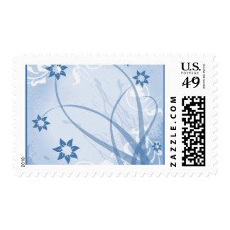 Frosty Strands Postage Stamp