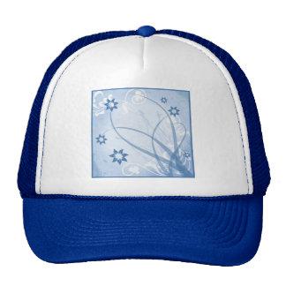 Frosty Strands Trucker Hat