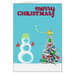 Frosty The Snowman Cards