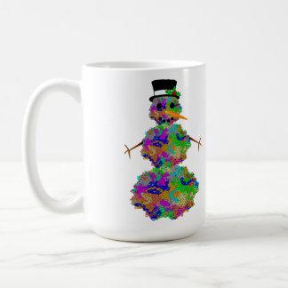 Frosty the Virus Coffee Mug