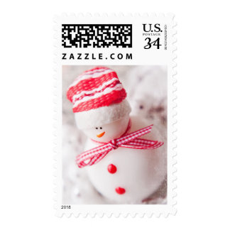 Frostyman candle postage