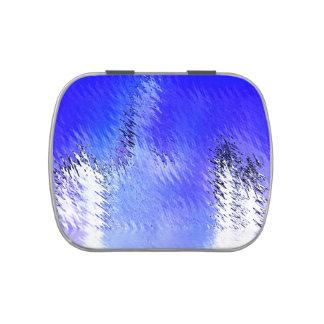 Frostyt azul fresco latas de caramelos