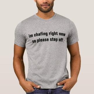 frotamiento camisetas