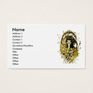 Froth on the Daydream Business Card