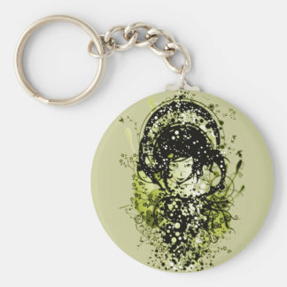 Froth on the Daydream Keychain