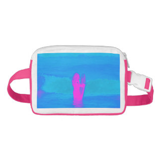 Frothing Neon Waist Bag